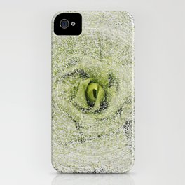 ArcFace - Radicchio Verdon iPhone Case