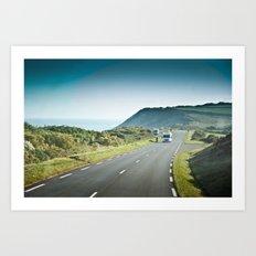 Europe Coastal Scenery - 2013 Art Print