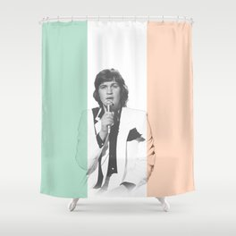 ESC Ireland 1980 Shower Curtain