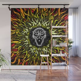 dárakor, exotica series Wall Mural