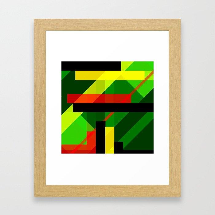 Directionally Challenged Framed Art Print