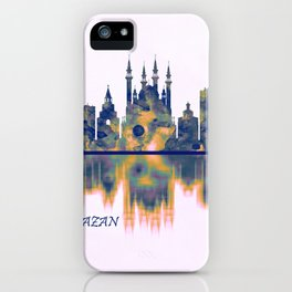 Kazan Skyline iPhone Case