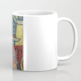 Buck Mulligan at the 40 foot 'Ulysses' Coffee Mug