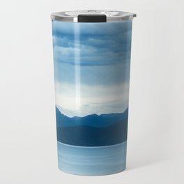 Flathead Lake Travel Mug
