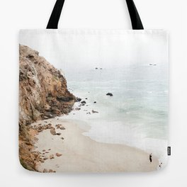 Malibu California Beach Tote Bag