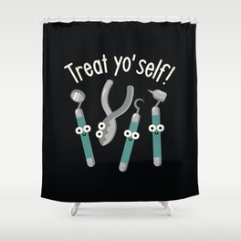 Just Desserts Shower Curtain