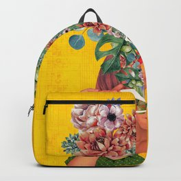 Flower Thoughts Backpack