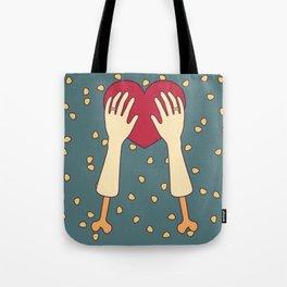 everlasting love Tote Bag