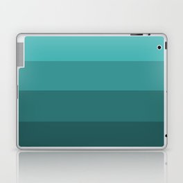 Winter Dark Teal - Color Therapy Laptop & iPad Skin