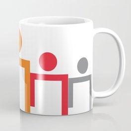 People Head Coffee Mug