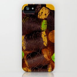 Rolos iPhone Case