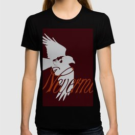 Nevermore: A tribute to Poe T-shirt