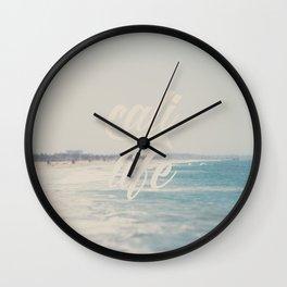 cali life ...  Wall Clock