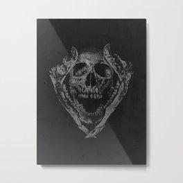 Jawz Metal Print