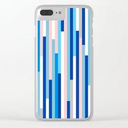 Mod Mod Walk Clear iPhone Case