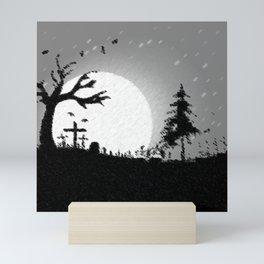 The Tree Of Nightmare Mini Art Print
