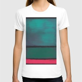 Rothko Inspired #8 T-shirt