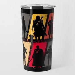 Retro Souls Travel Mug