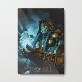 Thrall Metal Print