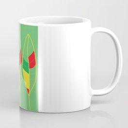 Nature Colorful Leaves Coffee Mug