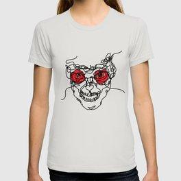 the rose eyes T-shirt