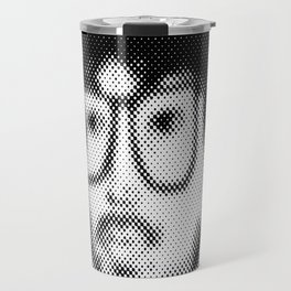 Dotted Travel Mug