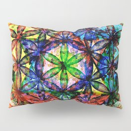 Soul Essence - The Sacred Geometry Collection Pillow Sham
