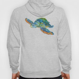 Sea Turtle 4 Hoody