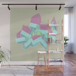 Indifferent Domesticity Wall Mural