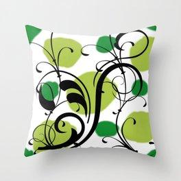 DesignerPattern8370 Throw Pillow