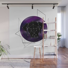 Floppy Ear Galaxy Constellation Dogs Are Higher Beings Wall Mural