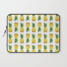 Pineapple Abstract Triangular  Laptop Sleeve