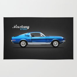 Shelby GT500 Rug