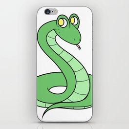 Sneeky Snek iPhone Skin