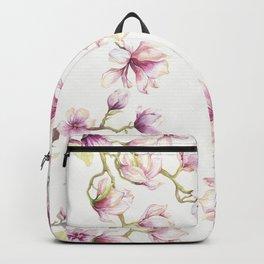 Delicate Magnolia 2 Backpack