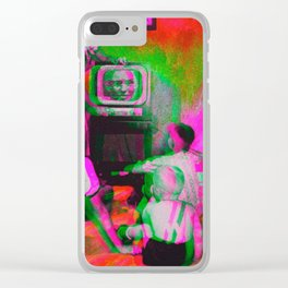The Prospect In the Static Clear iPhone Case