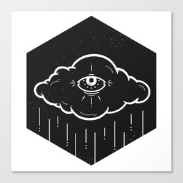Eye Drops Canvas Print