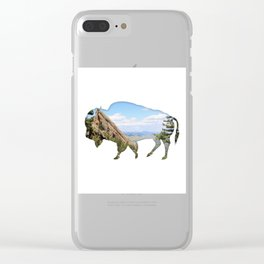 RALPHIE Clear iPhone Case