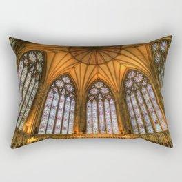 The Chapter House York Minster Rectangular Pillow