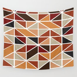 African Tribal Pattern No. 126 Wall Tapestry
