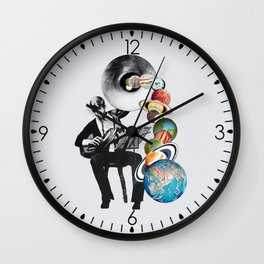 DMT Elf Wall Clock