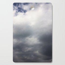 Winter Clouds #society6 #decor #buyart #artprint Cutting Board