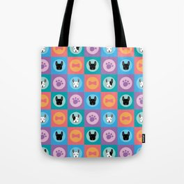 Frenchies Tote Bag
