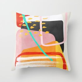 Mojo Throw Pillow