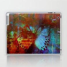 The break of the butterfly Laptop & iPad Skin