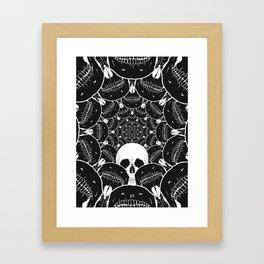 El Abismo Framed Art Print