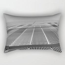 NEW YORK BUILDING.  Rectangular Pillow