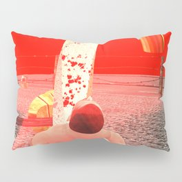 Squared: Hardly Nailed Pillow Sham