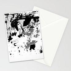 MUMBLE MUMBLE #I Stationery Cards