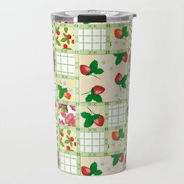 Colorful summer pacifrc. Travel Mug